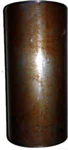 cr tubes rust removal